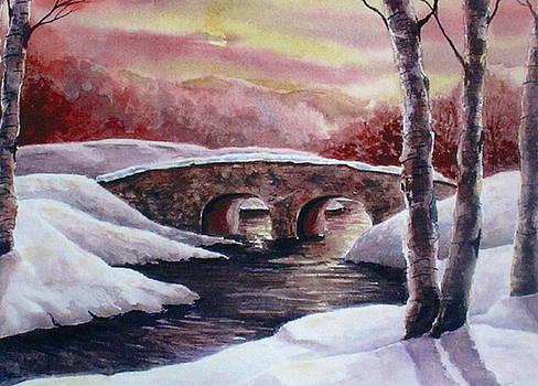 Moonlight Crossing by Suzanne Krueger