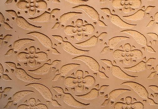 Eduardo Huelin - Moorish Patterned Wall Decoration Segovia Spain
