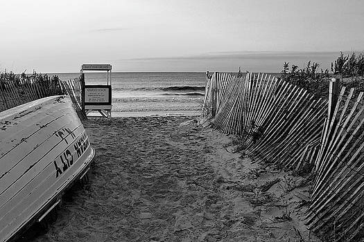 Morning At The Beach by Dan Myers