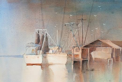 Morning in St. Marys by Robert Yonke