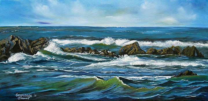Morning Rush by Larry Geyrozaga