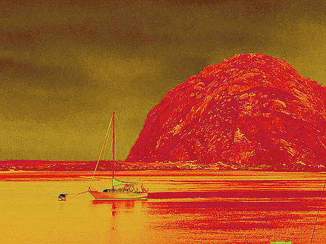 Bill Owen - Morro Bay Rock