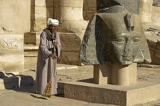 Michele Burgess - Mortuary Temple of Rameses II