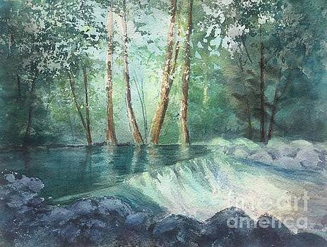 Mosquito Creek 2 by Yohana Knobloch
