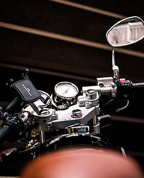 Motor Cycle by Hyuntae Kim