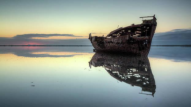Motueka Sunrise 2 by Brad Grove