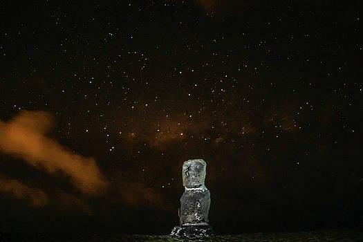 Motu's Galaxy by Paki O'Meara