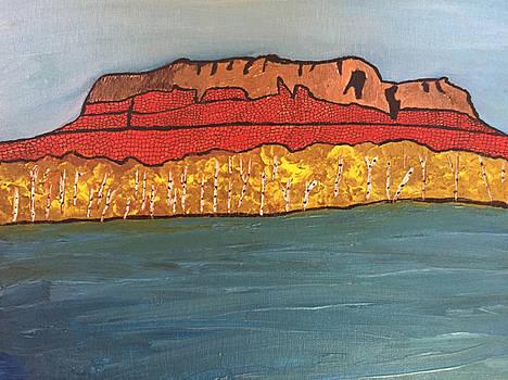 Mount Mckay by Paula Brown