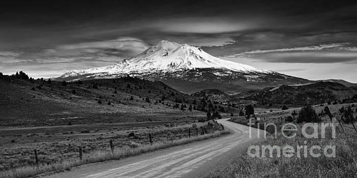 Mount Shasta by Tim Hauf