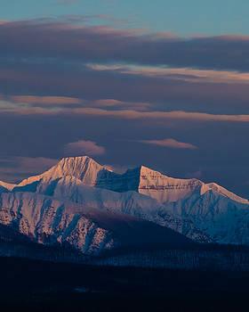 Jedediah Hohf - Mount Stimson, Montana