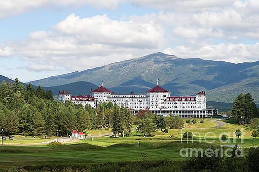 Patricia Hofmeester - Mount Washington Hotel