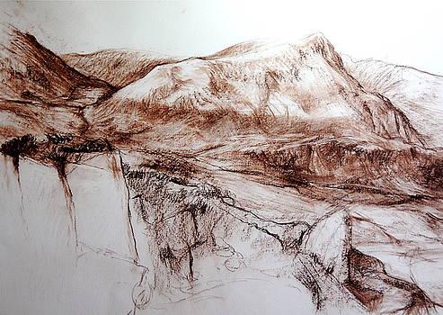 Harry Robertson - Mountains in Snowdonia
