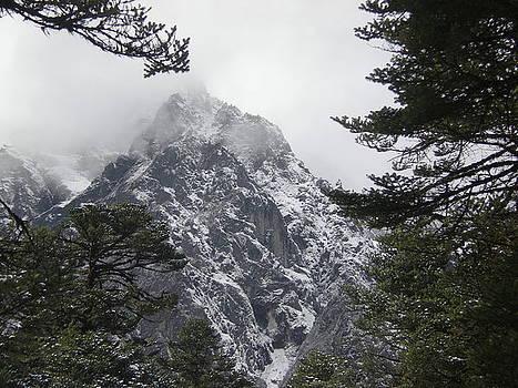 Mountains by Parthasarathy Alwar