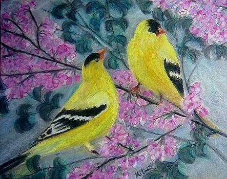 Mr And Mrs Finch by Mitali Mahapatra