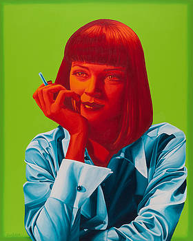 Mrs. Mia Wallace by Ellen Patton