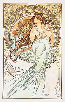 Music by Alphonse Mucha