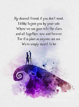 My Dearest Friend by My Inspiration