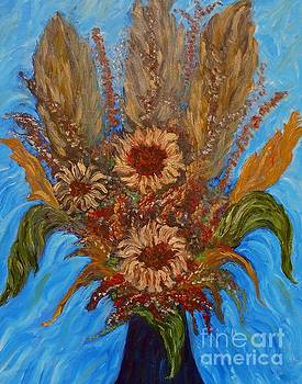 My Sunflowers by Vivian Cook