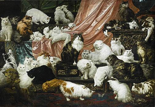 My Wife's Lovers by Carl Kahler