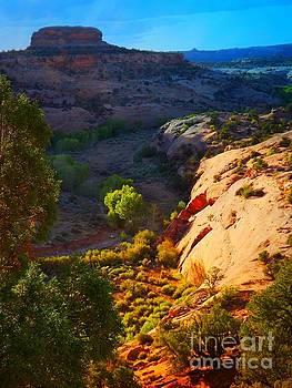 Mystic Utah by Annie Gibbons