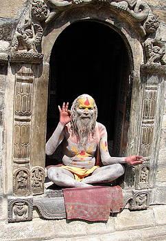 Anand Swaroop Manchiraju - NAGA SAINTS OF NEPAL