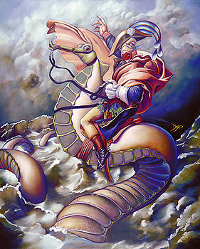 Napoleon Bonafish by Patrick Anthony Pierson