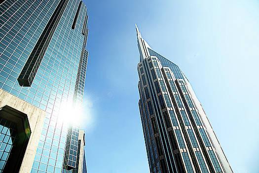 Nashville Batman Building by Sue Collura