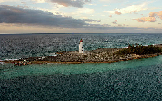 Nassau Lighthouse by David Cabana