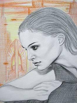 Natalie Portman by Victoriya Kot
