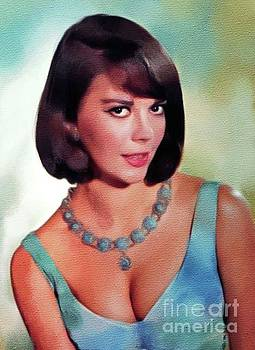 Natalie Wood, Hollywood Legend by Mary Bassett