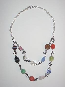 Necklace by Brianna Lynn