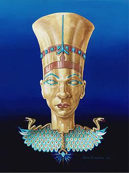 Nefertiti by George Combs