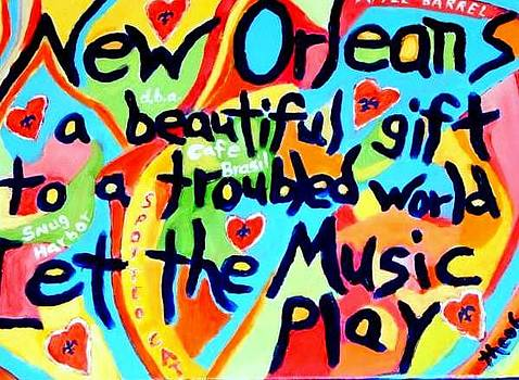 New Orleans by Ted Hebbler