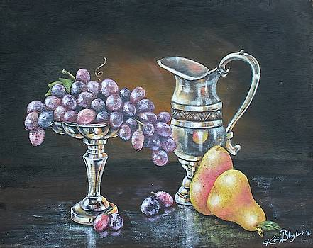 Fruit N Silver by Kimberly Blaylock