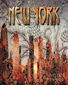 New York by Edmund Nagele