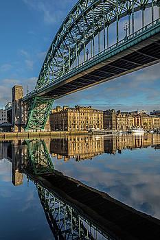 Newcastle City Marina by David Pringle