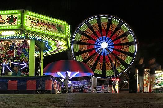 Night Carnival by Crystal Socha