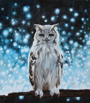 Night Owl by Theresa Hentz