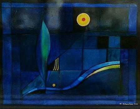 Night by Wolfgang Schweizer