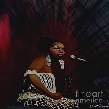 Nina Simone by Vannetta Ferguson