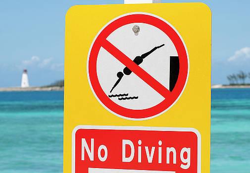 Ramunas Bruzas - No Diving In Bahamas