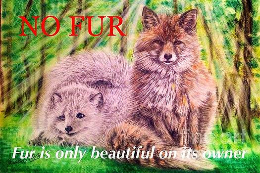 No Fur by Keiko Olds