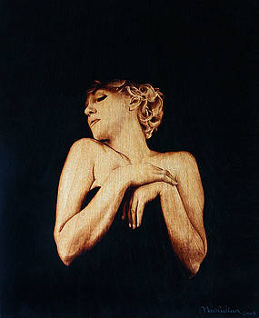 Norma Jeane by Dino Muradian