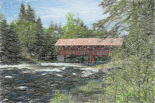 North Country Bridge by John Selmer Sr