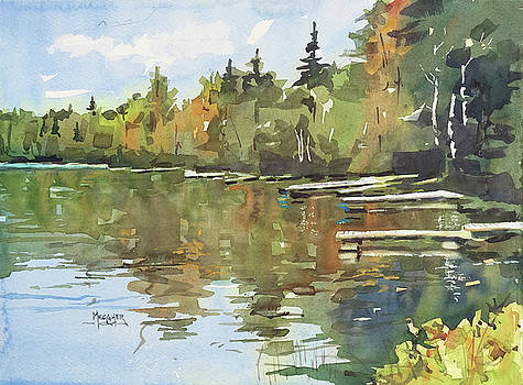 North Country Reflections by Spencer Meagher