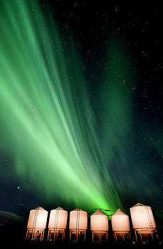 Northern Lights Canada by Mark Duffy