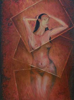 Nude by Adrian Olteanu