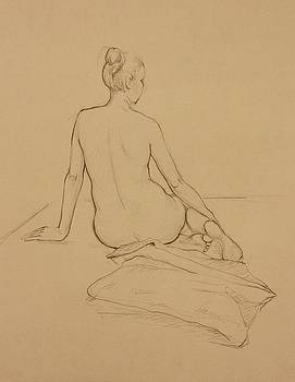 Nude by Amela Subasic