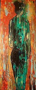 Nude by Judi Goodwin