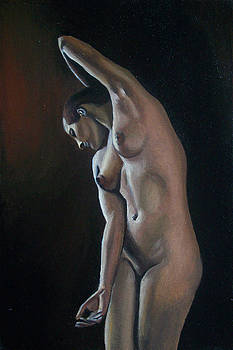 Nude by Larisa M